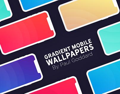 Gradient Mobile Wallpapers