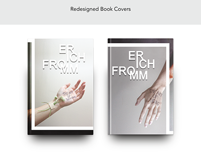 Redesigned Book Covers