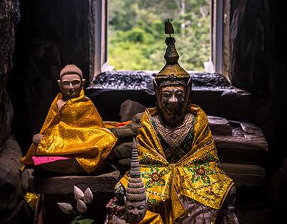 Ta Keo Temple , Siem Reap Cambodia
