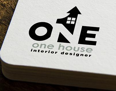 one house (logo)