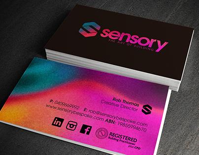 Sensory Construction Brand