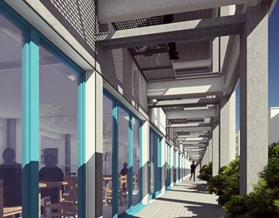 Housing modular design as a method of regeneration of d