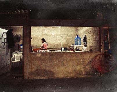 Mercado de Pescados. Mazatlán Sinaloa México