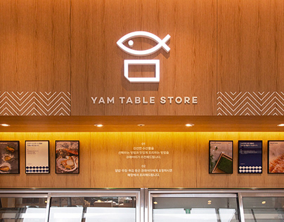 YAM TABLE STORE Brand Design