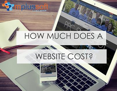Cost-effective Website Design at Mplussoft