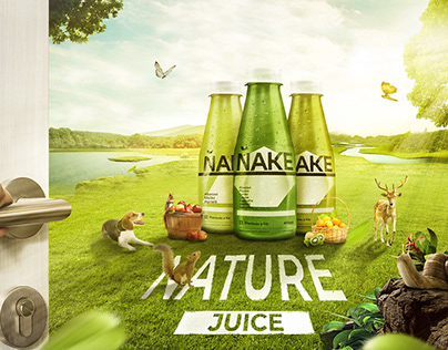 Nature Juice - Advertising