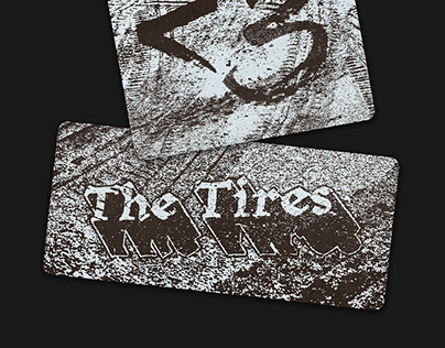 The Tires | Single Cover