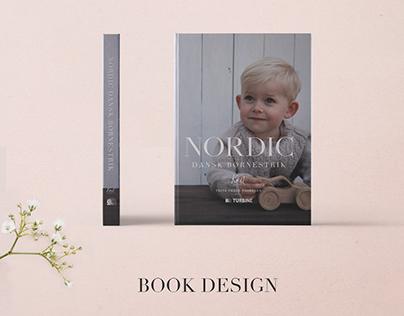 Print | Book Design, Nordic - Dansk Børnestrik