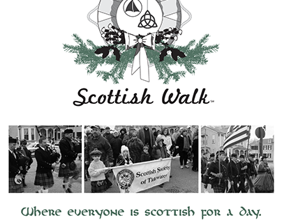 Olde Towne Scottish Walk