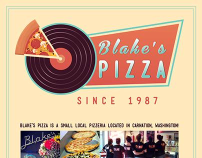 Blake's Pizza