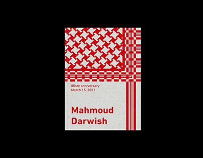 Mahmoud Darwish bilingual publication