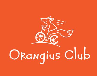 LOGO Orangius Club