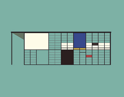 Glass Houses of the Mid Century