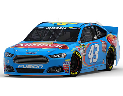2015 #43 Armour Ford Fusion