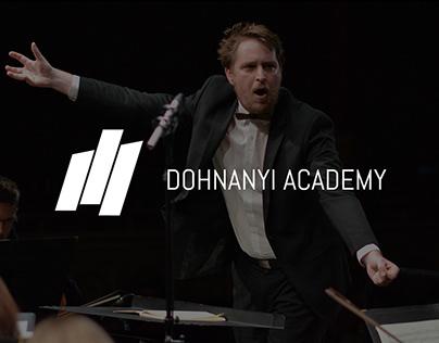 Dohnanyi Academy