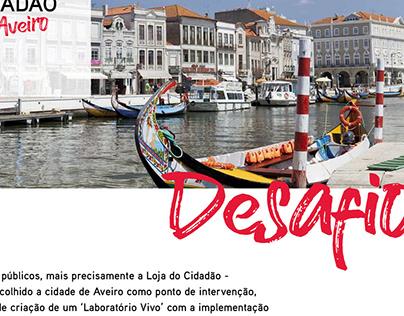 SERVICE DESIGN - Loja de Cidadão de Aveiro