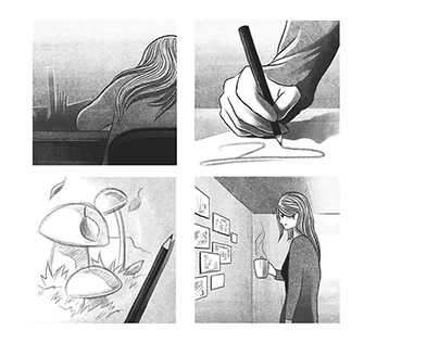Unsteady Day Comic