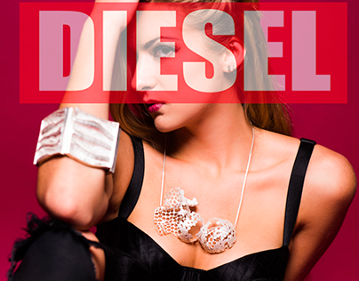 Diesel Jewelry Brand Extension