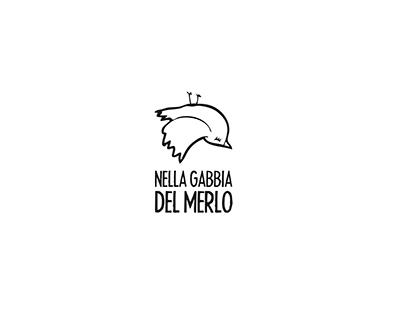 Nella Gabbia del Merlo | Logotype