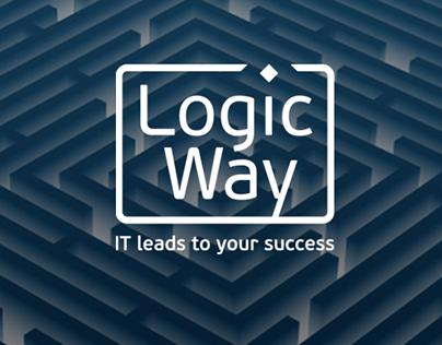 Дизайн сайта IT компании Logic Way
