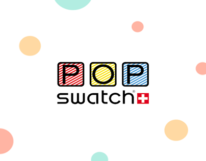 Swatch / Motion Graphics / Pop it Up!