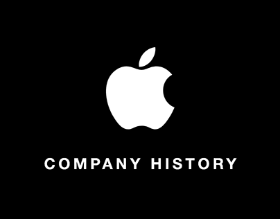 Apple timeline.