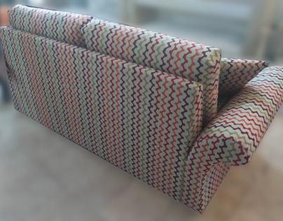 Vibrant Upholstery