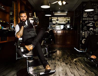 Sesión Alducin Barbershop