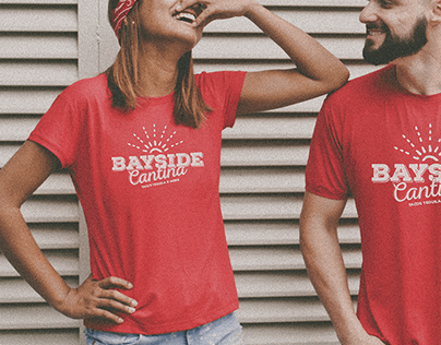 Bayside Cantina Branding