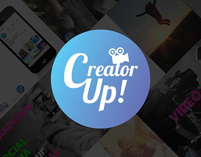 CreatorUp! – Slideshow Presentation Decks