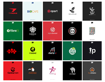 Logotipos   Erre Creativa
