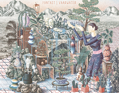 Fantast - Vaarwater album cover