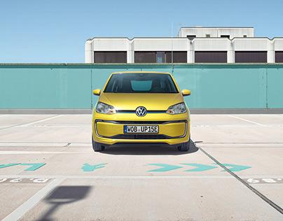 VW E-Up / WE! shoot it