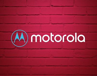 MOTOROLA // LOVERS GONNA LOVE