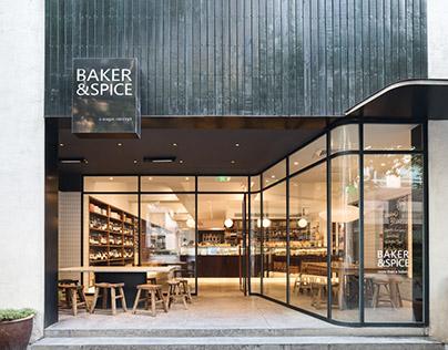 Baker & Spice Anfu Lu - Eland Architects