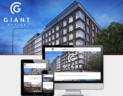 Giant Office - webside
