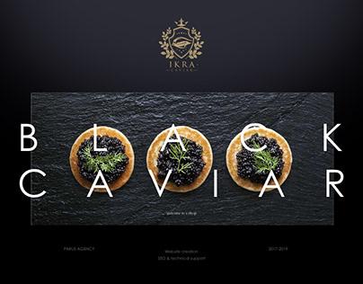 IKRA CAVIAR Swiss online shop