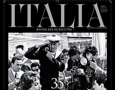 ITALIA Magazine - 2010