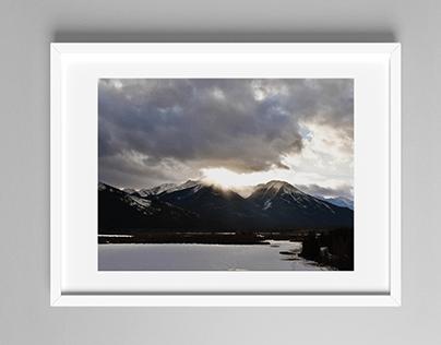 Mountain - Banff