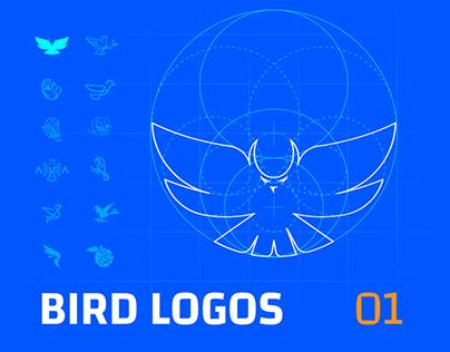 Bird Logos Collection Vol 01