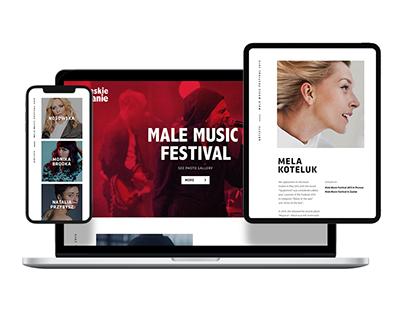 Męskie Granie / Male Music Festival