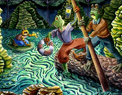 Illustrations (Full Environments)