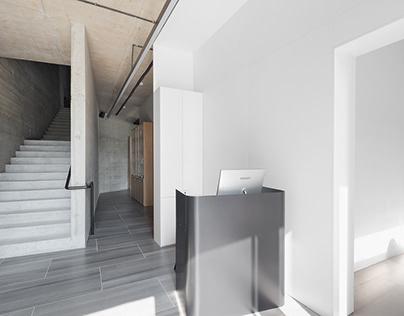 Smart Trainer, interior photography