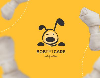 Bob Pet Care | Identidade Visual