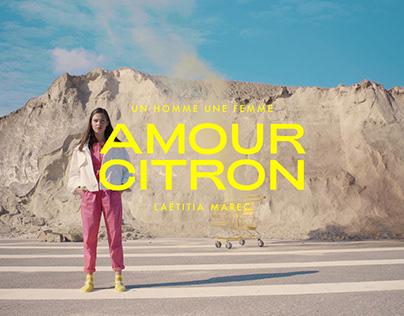 Amour Citron