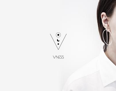 Vness - Logo Design