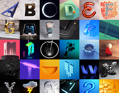 36 DAYS OF TYPE 2020 - The Alphabet