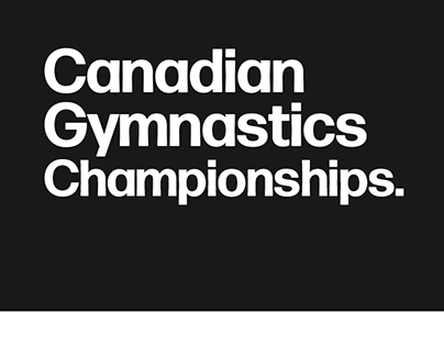 Canadian Gymnastics Championships.