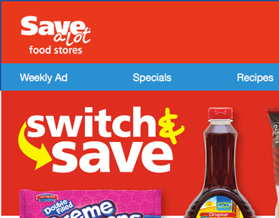 Save-A-Lot - Responsive