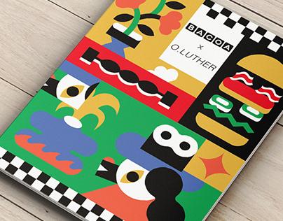BACOAburger fanzine